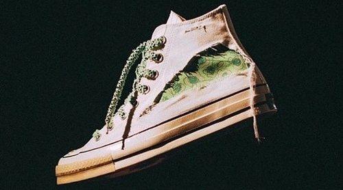 Dr Woo diseña la colección más arriesgada de Converse