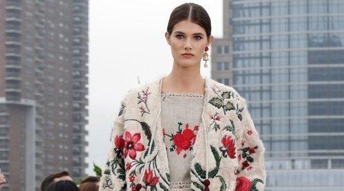 La New York Fashion Week se vuelve más exótica que nunca con Oscar de la Renta y su primavera/verano 2019