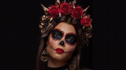 Cómo disfrazarse de Catrina para Halloween