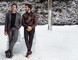 Javier Bardem y Dev Patel protagonizan la nueva campaña de Ermenegildo Zegna