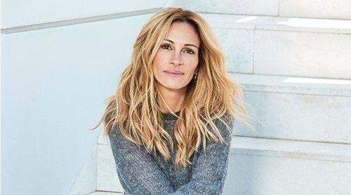 Julia Roberts quiere comprarse todas las prendas de la colección invierno 2018 de Calzedonia