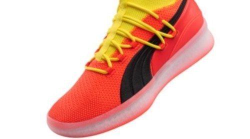 Puma vuelve al baloncesto después de casi 20 años con sus nuevas zapatillas 'Clyde Court Disrupt'