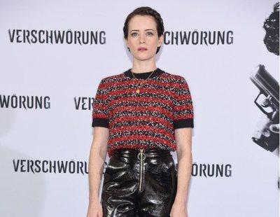 El look trendy de Claire Foy convertido en low cost. ¡Atrévete a copiarlo!