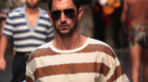 Dolce & Gabbana sube Sicilia a la pasarela en la Semana de la Moda masculina de Milán
