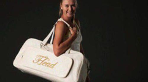 María Sharapova colabora un año más con 'Head'