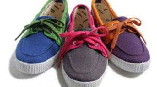 Colores suaves y luminosos en la colección verano 2012 de Bamba by Victoria