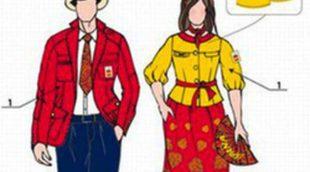 Sale a la luz el diseño definitivo de los trajes del Equipo Olímpico Español para Londres 2012