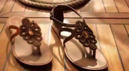 La colección de sandalias de Shakira aterriza en España