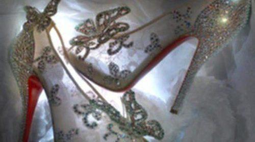 Christian Louboutin crea los icónicos zapatos de La Cenicienta