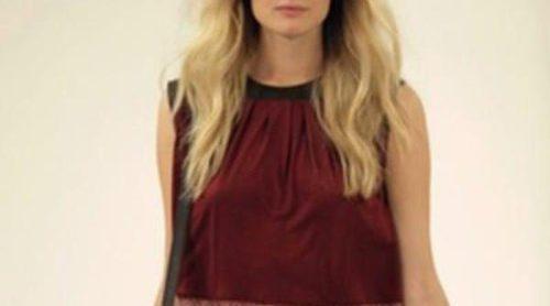 Estampados y colores flúor en la colección verano 2012 de Longchamp