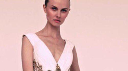 Elegantes propuestas en la colección Resort 2013 de Marchesa