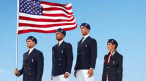 Ralph Lauren presenta los uniformes definitivos de Estados Unidos para Londres 2012