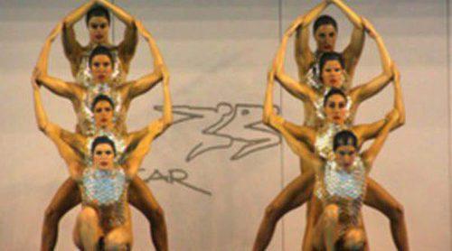 Dolores Cortés presenta los diseños que lucirá el Equipo Nacional Olímpico de Natación Sincronizada en Londres 2012
