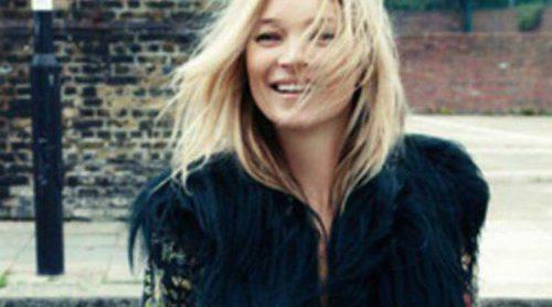 Kate Moss protagoniza la campaña otoño/invierno 2012/2013 de Rag & Bone
