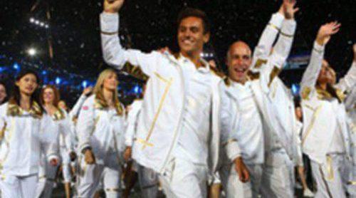 El traje de Inglaterra en la inauguración de los Juegos Olímpicos no fue diseñado por Stella McCartney
