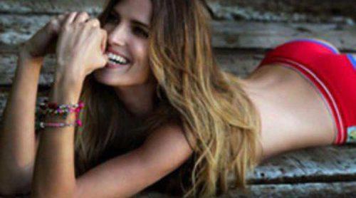 Laura Sánchez posa para su firma Bloomers