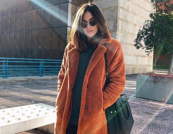 Tendencia del mes: abrigo largo Bekia Moda