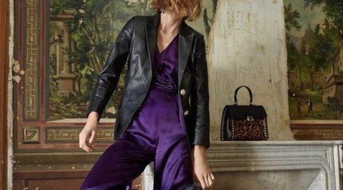 La mezcla de estilos destaca en el avance de la colección primavera 2019 de Uterqüe