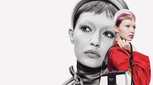 Gigi Hadid, la nueva chica Prada