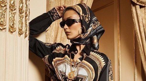 Bella Hadid, embajadora de los nuevos diseños de 'Kith x Versace'