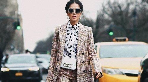Carolina Herrera apuesta por un aire vintage en su colección pre-fall 2019