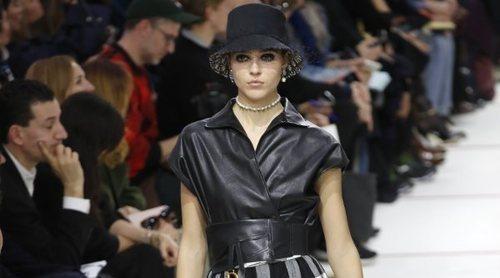 Dior apuesta por el estampado de cuadros para la temporada otoño/invierno 2019/2020