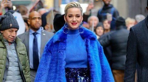 Katy Perry, Kacey Musgraves y Salma Hayek entre las peor vestidas de la semana