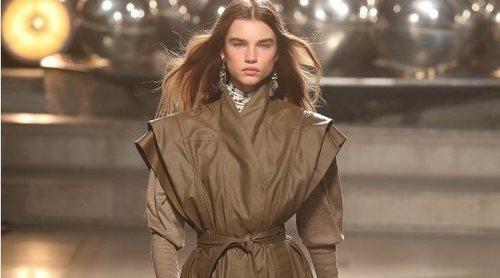 Isabel Marant apuesta todo al beige para la colección fall/winter 2019/2020