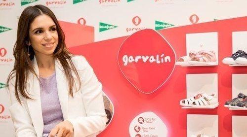 Elena Furiase, madrina de la divertida colección primavera/verano 2019 de Garvalín