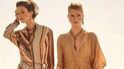 Ponchos, casacas y azulejos, así es la nueva colección Studio de Zara