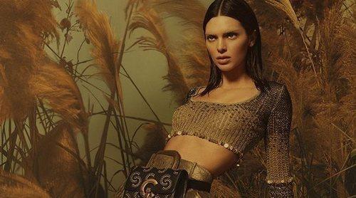 Kendall Jenner, más salvaje que nunca en la nueva campaña de Roberto Cavalli