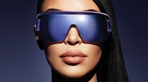 Kim Kardashian es la nueva embajadora de las gafas de Carolina Lemke