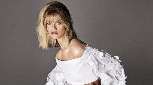 La elegancia italiana domina la colección primavera/verano 2019 de Luisa Spagnoli