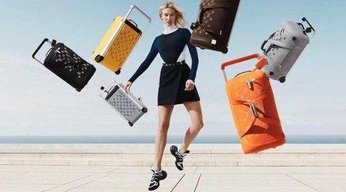 Louis Vuitton presenta su nueva colección de maletas 'Horizon' con Karlie Kloss