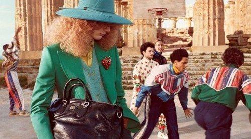 Gucci logra el equilibrio perfecto entre culturas en su campaña pre-fall 2019