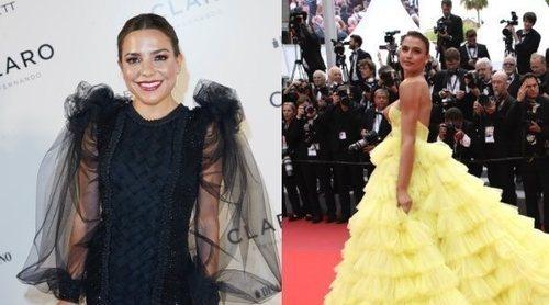 Paula Ordovás y Fernanda Liz llevan unos de los mejores looks de la semana