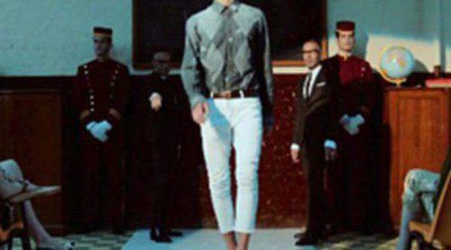 Dsquared2 enseña al público masculino a andar con tacones