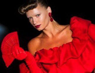 'El Jardín de la Pasión' de Roberto Verino al más puro estilo español en la Fashion Week 2012