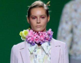 Devota&Lomba apuesta por tonos pastel para su colección primavera/verano 2013 en la Fashion Week Madrid