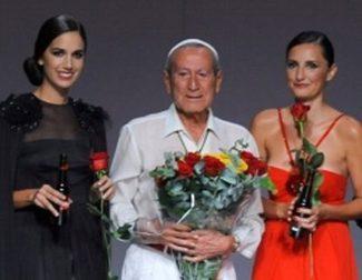 Emotivo reencuentro con la esencia de Elio Berhanyer en Fashion Week Madrid