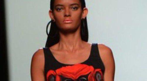 Una colección con garra para la primavera/verano 2013 de María Escoté basada en lentejuelas