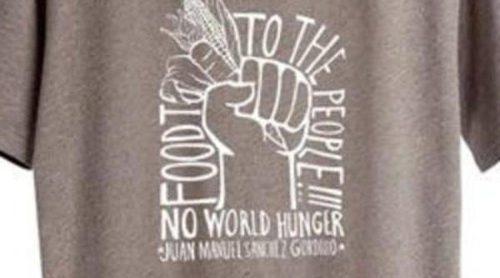 H&M retira del mercado las camisetas dedicadas a Juan Manuel Sánchez Gordillo