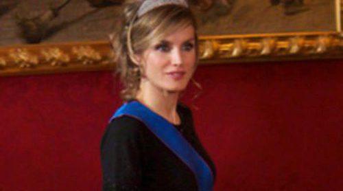 El estilo sobrio y elegante de la Princesa Letizia