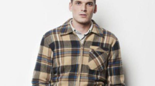 Las camisas de cuadros protagonizan la colección masculina de Lee para este invierno 2012/2013