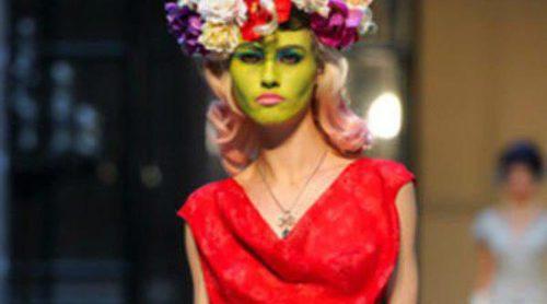 Vivienne Westwood revoluciona la Semana de la Moda de Londres de la primavera/verano 2013