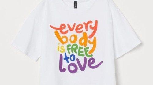 'Love for All' es la colección cápsula de H&M para celebrar el Orgullo Gay 2019