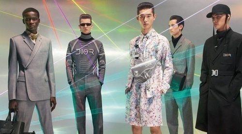 Dior Men 2019: láser, extravagancia y creatividad, el sello único de Kim Jones