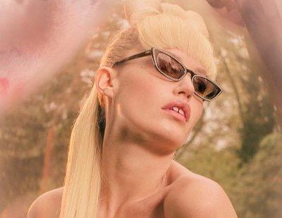 Malicia y seducción en la nueva colección cápsula de Miu Miu 2019, con Georgia May Jagger