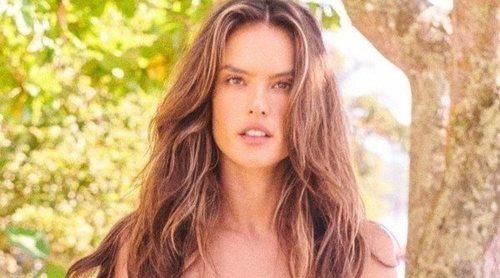 'Natural Mystic' es la nueva línea de la firma de baño de Alessandra Ambrosio
