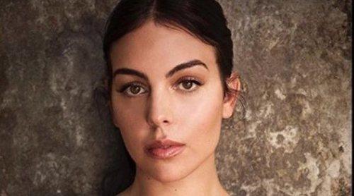 Georgina Rodríguez debuta como imagen de la firma italiana de lencería Yamamay